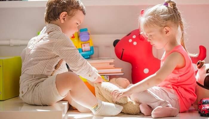Разнополые дети: особенности воспитания