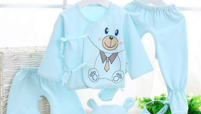 Одяг для новонароджених. Як вибрати розмір одягу для новонароджених 3f9cd7d9bb928