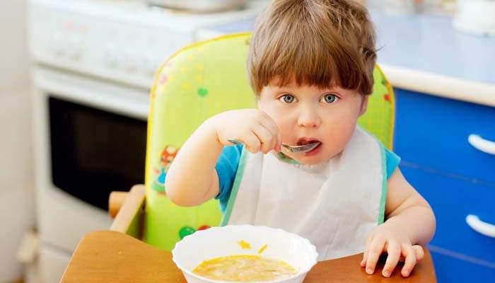 Харчування дітей після року